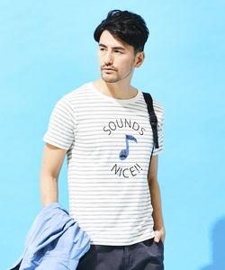 【for PAPA】SOUNDS NICE Tシャツ