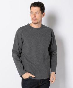 カラー ロングスリーブTシャツ