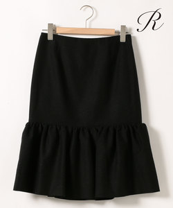 【LIMITED SHOP R(アール)】LOW SILK スカート