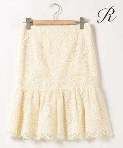 【LIMITED SHOP R(アール)】RIECHERS MARESCOT LEAVERSLACER スカート