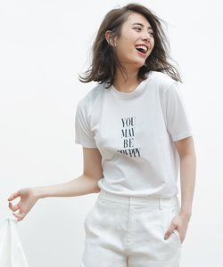 【中村アンさん着用】ALBINI PREPPY プリントTシャツ(検索番号K59)