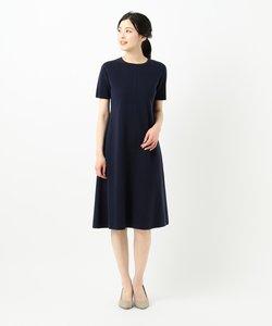 【マガジン掲載】オーガニック コットン ニットワンピース(番号H65)