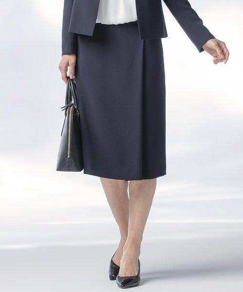 【セットアップ対応】トリアセダブルジョーゼット スカート