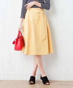 【選べる8カラー】フルールカラーボトム スカート