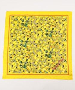 ガーデンパーティシルクツイル プチスカーフ