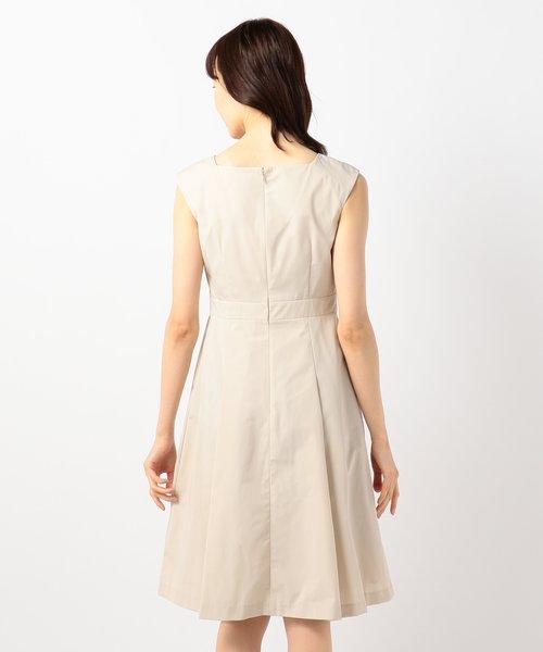 348dc4c497c72 ...  結婚式やパーティに ソフトグログラン ドレス ...