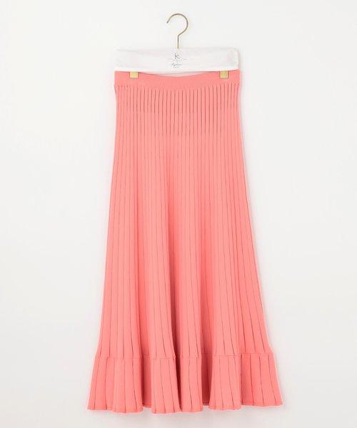 【Rythme KUMIKYOKU】MarrakechResort ニットスカート
