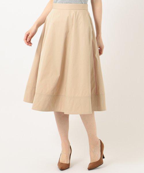 【Rythme KUMIKYOKU】フレアタフタ スカート