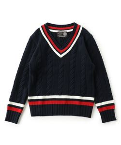 【ORIGINALS】TODD&DUNCANテニス セーター