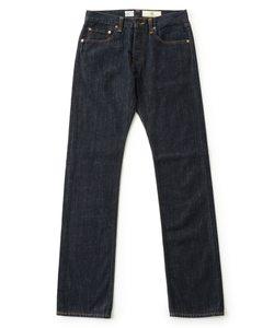 【CANTON】オリジナルデニム スリムフィット 5ポケット パンツ