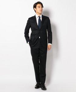 【HIGHLANDS PEPPIN MERINO】CLASSIC / ツイルシャドーヘリンボン スーツ