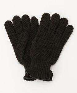 【ウールカシミヤ】ライニング 手袋