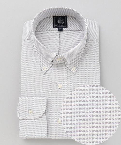 【形態安定】PREMIUM PLEATS / ピンヘッド シャツ