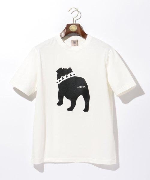 【大人気】バックブルドック Tシャツ