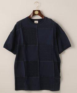 フォギーダイパッチワーク Tシャツ