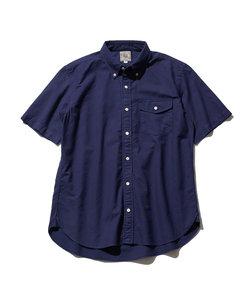 ガーメントダイ ショートポイント BDオックスシャツ