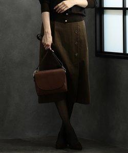【洗える】オルセンコール スカート