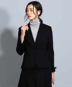 【ストレッチ性抜群】ハイパワーポンチ ノーカラー ジャケット