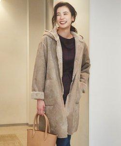 【軽くて暖かい】ECOムートン コート
