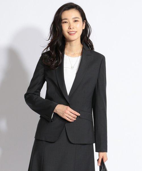 【スーツ対応】BAHARIYE2 テーラードジャケット