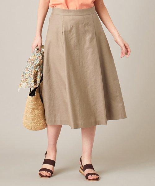 【洗える】サネリアクロス スカート