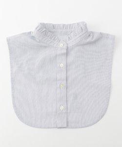 【洗える】ハイネックフリルデコカラー 付け襟