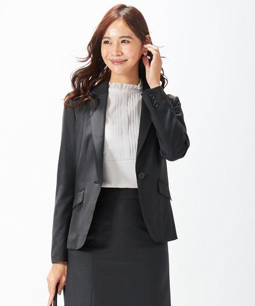 【スーツ対応】BAHARIYE NEW テーラードジャケット