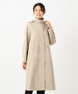 【洗える】ソロテックスドライツイル フーデッドコート