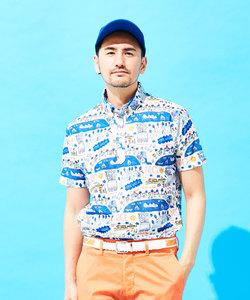 【MEN】ジュリアガッシュPT ポロシャツ