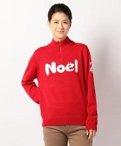 【WEB別注】【WOMEN】Noelロゴ セーター