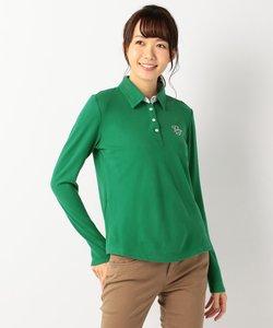 【WEB限定カラー有】【WOMEN】ラグウォームカノコ ポロシャツ
