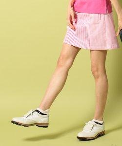 【WOMEN】グログランストライプ スカート
