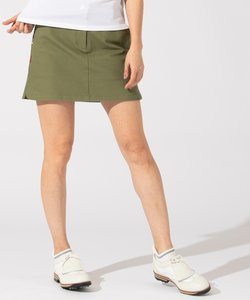 【WOMEN】【ストレッチ】ストレッチカルゼ スカート