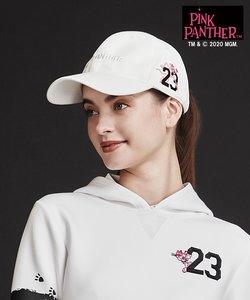 【23区GOLF× pink panther】【UNISEX】キャップ
