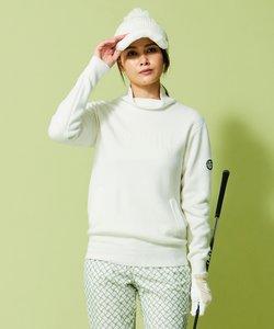 【WOMEN】モックネックセーター