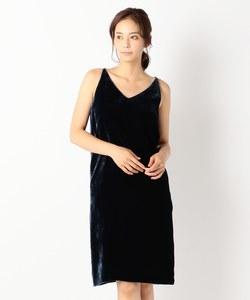 【Guest Wear】Velvet ドレス