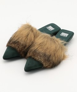 Fake Fur Slippers シューズ