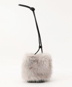 【上質なファーを使用】Eco Fur ショルダーバッグ