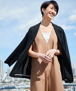 【浅見れいなさん着用】Synthetic Linen ジャケット
