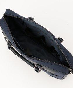 【定番】ナイロンコンビブリーフケース / ビジネスバッグ