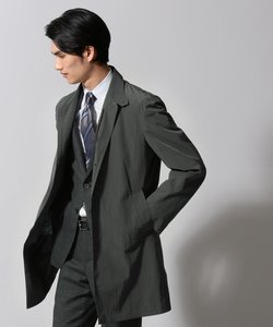 【ADS】コンバーチブルスタンドカラー コート