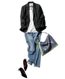 【定番】Sartiウールプレシャスジャージー ジャケット (検索番号Q16)