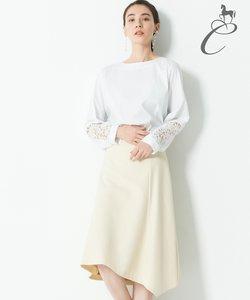【Class Lounge】COTTON DOUBLE スカート(検索番号Y55)