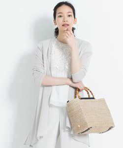 【新色追加】ラメパルサー ロング丈カーディガン(検索番号H49)