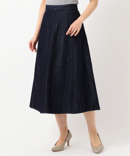 【亜希さん着用】DENIM スカート(検索番号C62)