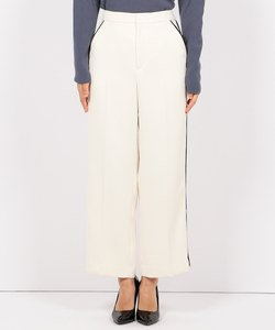 COLOR SCHEME PIPING WIDE PANTS [CORWEN] パンツ