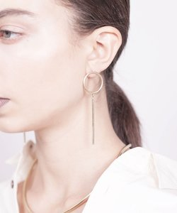 【WEB&一部店舗限定】EARRINGS [SASAI] ピアス