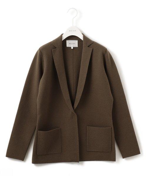 HARTY / ニットジャケット