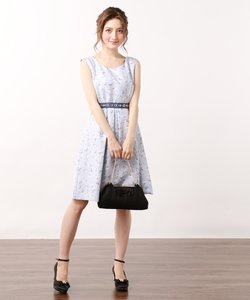 ブライトフラワー ドレス