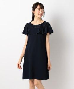 【手洗い可】クラシカルラッフル ドレス